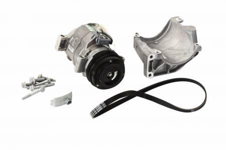 Chevrolet Performance - Chevrolet Performance 19260892 - LC9 5.3L & L96 6.0L Accessory Drive System A/C Add-on Kit