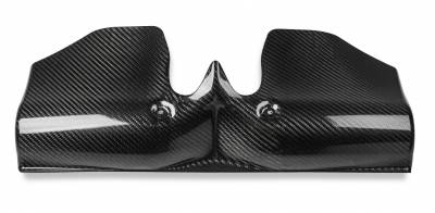 Holley - Holley 223-07-1 - Carbon Fiber Cover fits Holley iNTECH Cold Air Intake