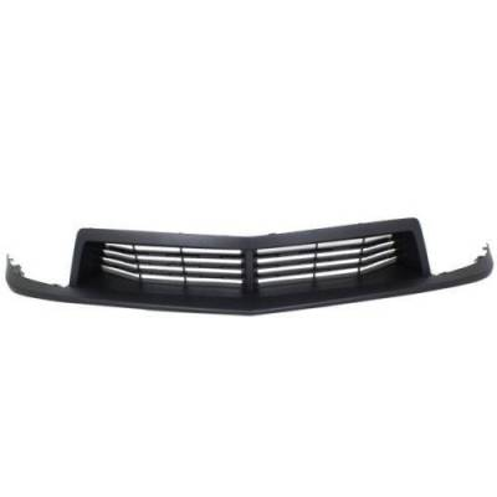 Genuine GM Parts - Genuine GM Parts 22894223 - FASCIA-FRT BPR LWR *BLACK