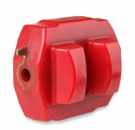 Hooker Headers - Hooker 71221017HKR - GM LS/LT Polyurethane Engine Mount Insert - Red