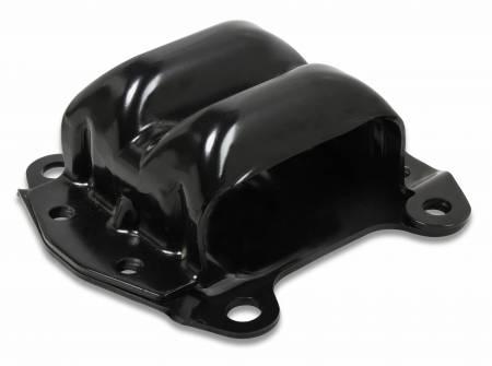 Hooker Headers - Hooker 71221019HKR - GM LT Heavy Duty Clamshell Engine Mount Housing Black Finish