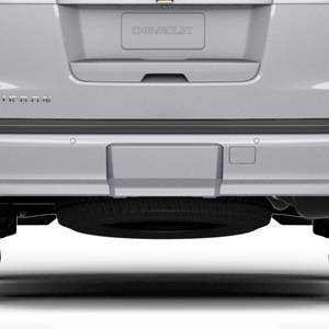 GM Accessories - GM Accessories 23139224 - Trailer Hitch Closeout in Switchblade Silver [2015+ Suburban/Tahoe]