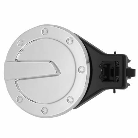 GM Accessories - GM Accessories 19170564 -  Fuel Filler Door in Chrome [2013-17 Traverse]