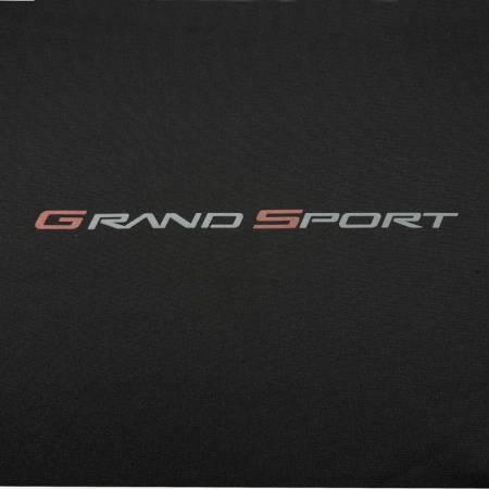 GM Accessories - GM Accessories 19243659 - Premium Indoor Car Cover in Black with Grand Sport Logo [C6 Corvette]