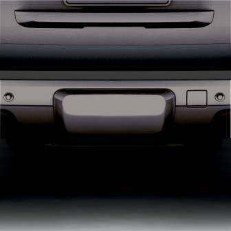 GM Accessories - GM Accessories 20927468 -  Trailer Hitch Closeout in Magna Steel