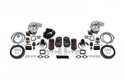STS Turbo - STS 1004 - Rear Mount Multi Fit Twin Turbo Kit