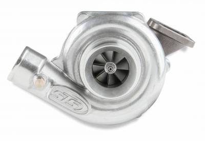 STS Turbo - STS 206 - Journal Bearing Turbocharger - 66.6 mm T4 - 0.96 A/R
