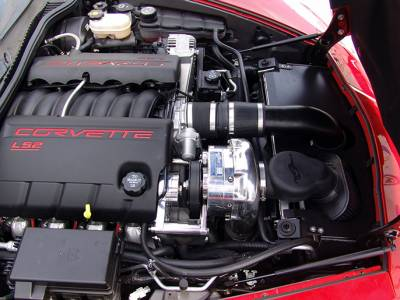 ProCharger - ProCharger 1GP315-SCI - Stage II Intercooled System with P-1SC-1 [C6 LS2]