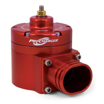 """ProCharger - ProCharger 3FASS-003 - Race Valve """"ENCLOSED"""" with Mounting Hardware (Alum. Flange)"""
