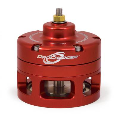 """ProCharger - ProCharger 3FASS-004 - Race Valve """"OPEN"""" with Mounting Hardware (Alum. Flange)"""