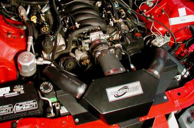 ProCharger - ProCharger 1GJ214-SCI - High Output Intercooled System with P-1SC-1 [98-02 LS1 F-Body]