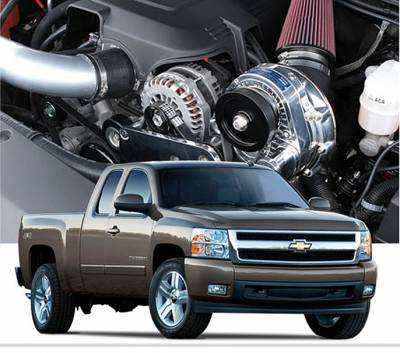 ProCharger - ProCharger 1GR312-SCI - Stage II Intercooled System with P-1SC-1 (dedicated drive) [2007-13 GM Trucks]