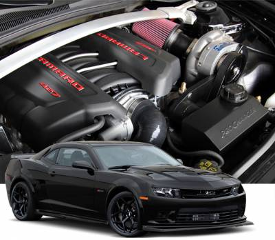 ProCharger - ProCharger 1GT414-SCI - Stage II Intercooled System with P-1SC-1 [2014-2015 Camaro Z/28]