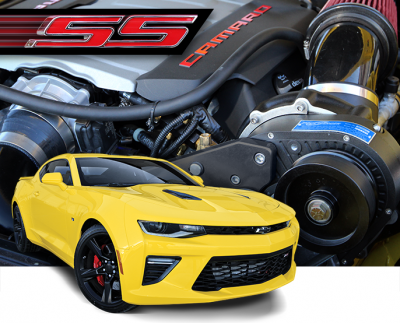 ProCharger - ProCharger 1GY212-SCI - High Output Intercooled System with P-1SC-1 [2016+ Camaro SS]