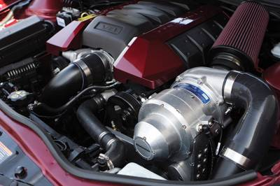 ProCharger - ProCharger 1GT313-SCI - Stage II Intercooled System with i-1 [2010-15 Camaro SS]