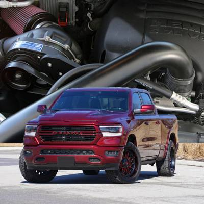 ProCharger - ProCharger 1DP315-SCI - Stage II Intercooled System with P-1SC-1 (dedicated 8-rib drive) [2019 5.7 RAM]