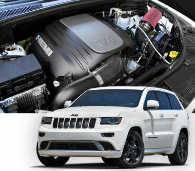 ProCharger - ProCharger 1DM214-SCI - High Output Intercooled System with P-1SC-1 [2011-18 5.7 Grand Cherokee]