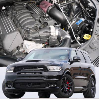 ProCharger - ProCharger 1DL215-SCI - High Output Intercooled System with P-1SC-1 [2018-19 6.4 Durango]