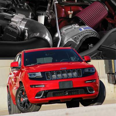 ProCharger - ProCharger 1DL214-SCI - High Output Intercooled System with P-1SC-1 [2012-19 6.4 Grand Cherokee]