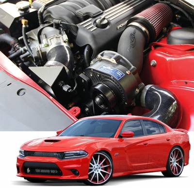 ProCharger - ProCharger 1DI515-SCI - High Output Intercooled System with P-1SC-1 [2015-18 6.4 Charger]