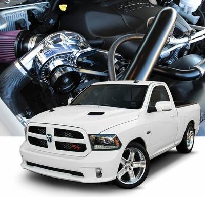 ProCharger - ProCharger 1DH315-SCI - Stage II Intercooled System with P-1SC-1 (dedicated 8-rib drive) [2011-18 5.7 RAM]