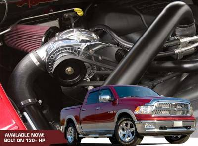 ProCharger - ProCharger 1DH214-SCI - High Output Intercooled System with P-1SC-1 [2009-10 5.7 RAM]