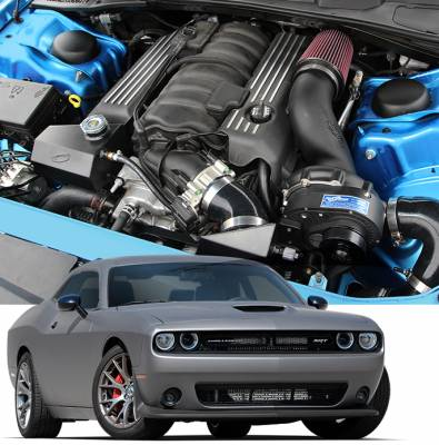 ProCharger - ProCharger 1DG415-SCI - Stage II Intercooled System with P-1SC-1 [2015-18 6.4 Challenger]