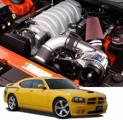 ProCharger - ProCharger 1DD214-SCI-6.1 - Stage II Intercooled System with P-1SC-1 [2006-10 6.1 Charger]