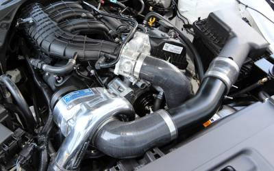 ProCharger - ProCharger 1FT412-SCI - Intercooled Supercharger System with P-1SC-1 [2015-17 Mustang V6]