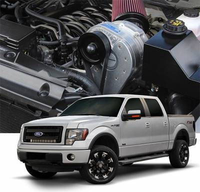 ProCharger - ProCharger 1FV311-SCI-5.0 - Stage II Intercooled System with P-1SC-1 [2011-14 F-150 5.0]