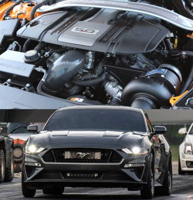 ProCharger - ProCharger 1FW612-SCI - Stage II Intercooled System with P-1SC-1 [2018-19 Mustang 5.0]