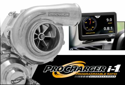 ProCharger - ProCharger 1FV215-SCI - High Output Intercooled System with i-1 (5.0) [2011-14 F-150 5.0]