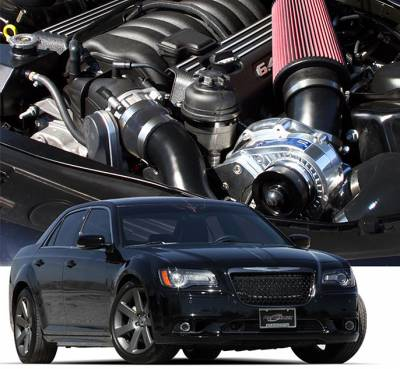 ProCharger - ProCharger 1DK314-SCI - High Output Intercooled System with P-1SC-1 [2012-14 6.4 Chrysler 300]