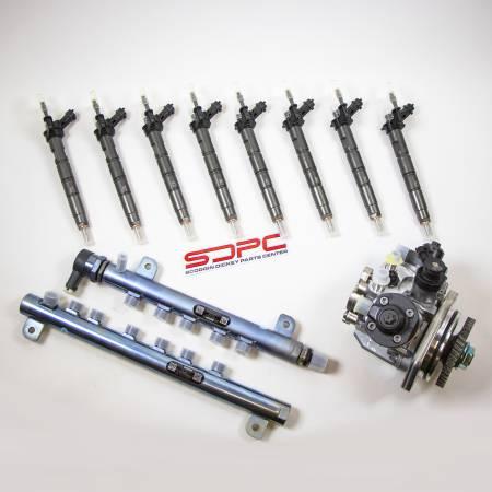 Genuine GM Parts - Genuine GM Parts 12702459 - 6.6L Duramax LML Fuel Contamination Kit
