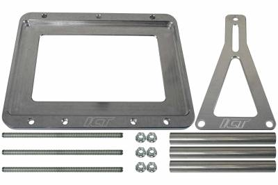 ICT Billet - ICT Billet 551181 - Universal Billet Battery Tray Hold Down / Relocation Box