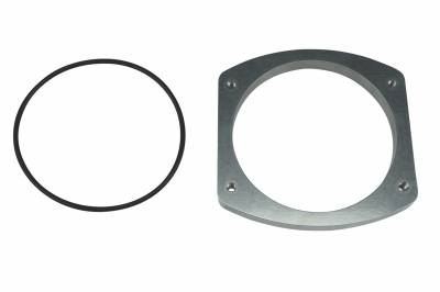 ICT Billet - ICT Billet 551563 - 102mm Throttle Body Weld Flange