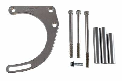 ICT Billet - ICT Billet 551672E - SBC Billet Low Mount Alternator Bracket (use w/ electric water pump)