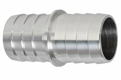 """ICT Billet - ICT Billet AN627-16A - 1.0"""" Inch Hose Barb Splice Coupler Mend Repair Connector Fitting Adapter 1"""""""