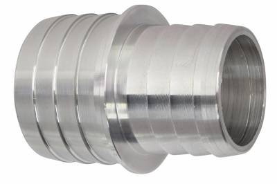 "ICT Billet - ICT Billet AN627-21A - 1-1/4"" to 1-1/2"" Inch Hose Barb Splice Coupler Repair Reducer Fitting Adapter"