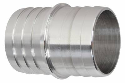 """ICT Billet - ICT Billet AN627-24A - 1-1/2"""" Inch Hose Barb Splice Coupler Mend Repair Connector Fitting Adapter 1.5"""""""