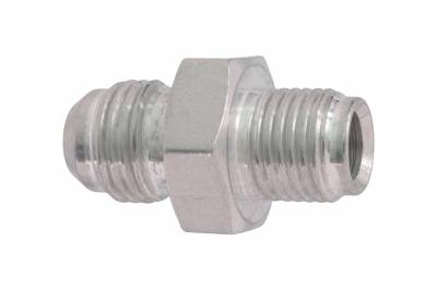 ICT Billet - ICT Billet F06AN500IF - 6an Male Flare to 1/2-20 Inverted Flare Power Steering Adapter Fitting