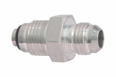 ICT Billet - ICT Billet F06ANPSM1615 - 6an Male Flare to M16-1.5 Oring Power Steering Adapter Fitting