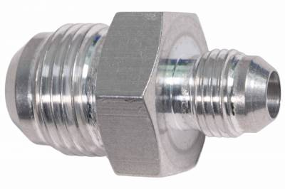 ICT Billet - ICT Billet F10AN06AN -  -10AN Male Flare to -6AN Male Flare Reducer Coupler Adapter Fitting Union