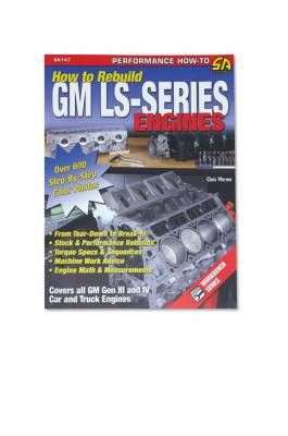 Chevrolet Performance - Chevrolet Performance 88958764 - LS-Series How to Rebuild Book