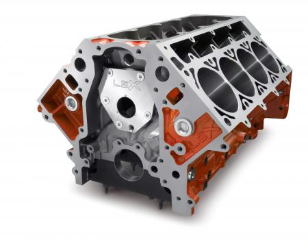 Chevrolet Performance - Chevrolet Performance 19417353 - LSX454 Engine Block Standard Deck