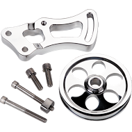 Balancers, Pulleys, and Front Drive Kits - Balancers and Pulleys - Power Steering Pulley