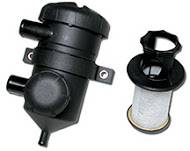 Engine - Oil System - Oil/Air Separators