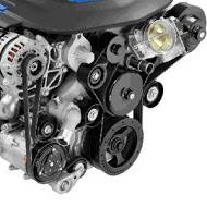 Engine - Balancers, Pulleys, and Front Drive Kits - Front Engine Accessory Drive Systems
