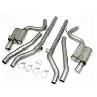 Exhaust / Axle & Differential - Exhaust - Complete Systems