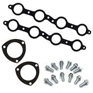 Exhaust / Axle & Differential - Exhaust - Gaskets & Fasteners